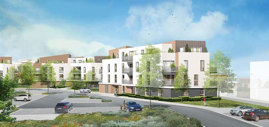 construction nouveaux logement