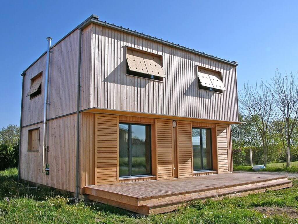 maisons écologiques passive