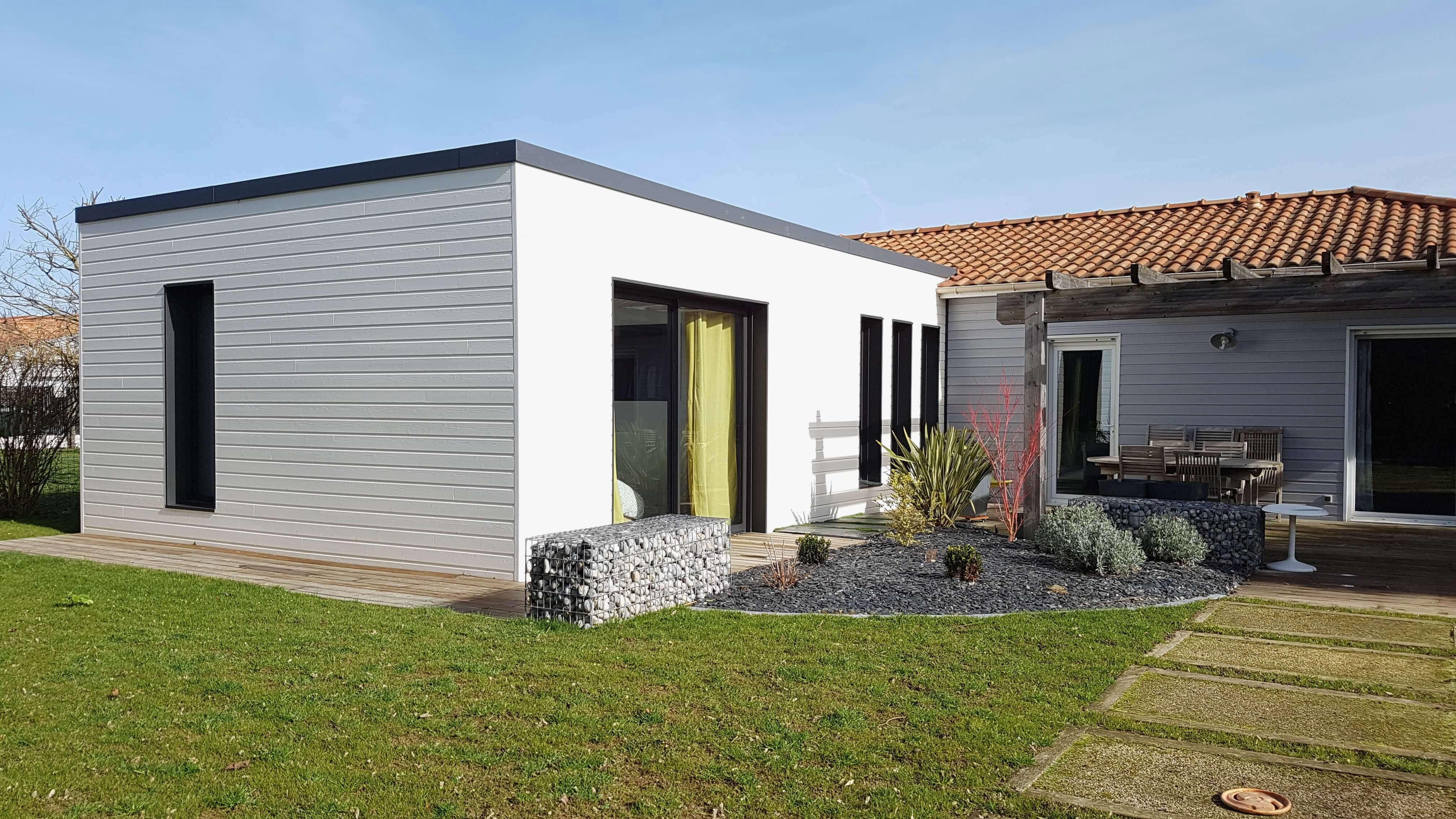 L'extension de maison plain pied en 12 étapes   Ingebime